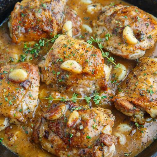 somerset ridge garlic chicken with asiago cheese recipe