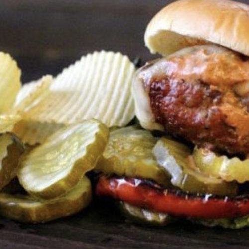 buffalo burger recipe