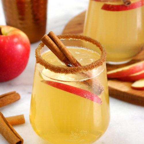 cinnamon apple cocktail recipe