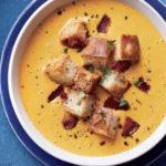 pumpkin cheese soup recipe